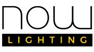 Now Lighting Logo