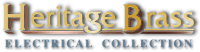 Heritage Brass Electrical