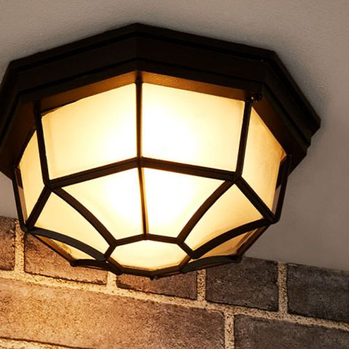 Outdoor Flush Ceiling Lights