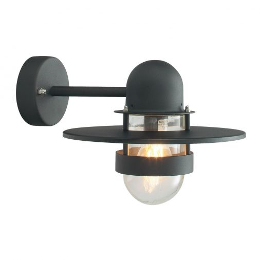 Black Outdoor Wall Lights