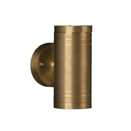 Brass Outdoor Wall Lights